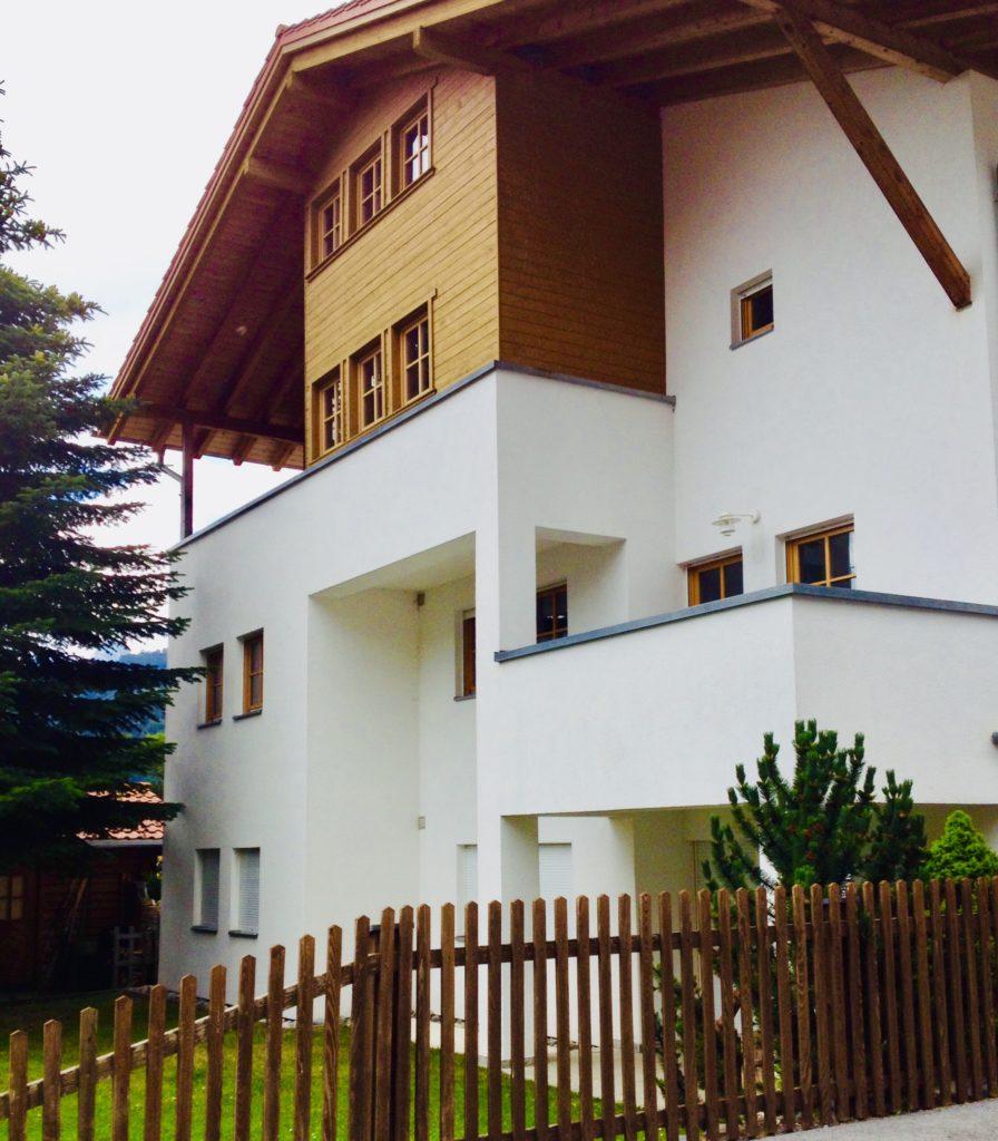 Haus Kunz Außenansicht