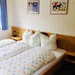 Schlafzimmer Wohnung 2-3 Per
