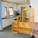 Küche Wohnzimmer Wohnung 4-6